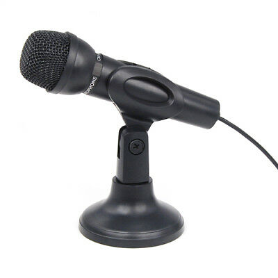 Microphone Mic Laptop PC Compter MSN Skype Web Chat Gaming Online Youtube Videos