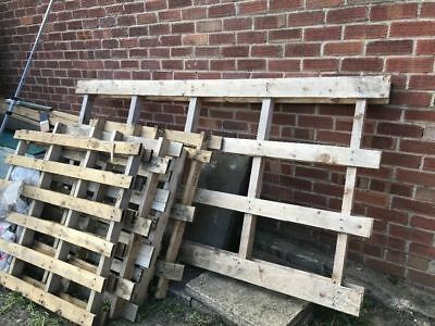 15-20 FREE Used Pallets Various sizes Pick up for free
