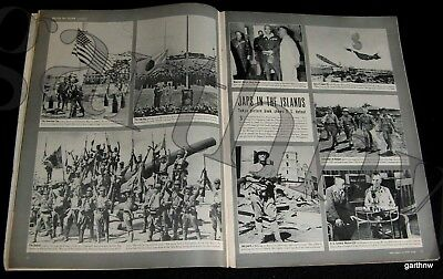 The Philippines 1945 Pictorial Re-Conquest & Battle Against Japanese Occupiers