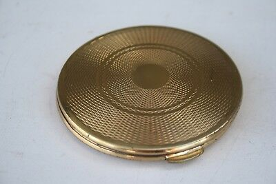 RGIU? Gold Compact Powder Case