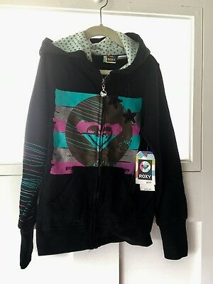 Brand NEW with Tags HURLEY surf brand Hoodie GIRLS Size Small