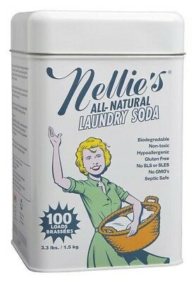 Nellies All-Natural NLS-100 100 Load Soda Tin