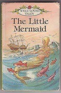 The Little Mermaid - Well Loved Tales (Series 606D, First Edition, Ladybird), En