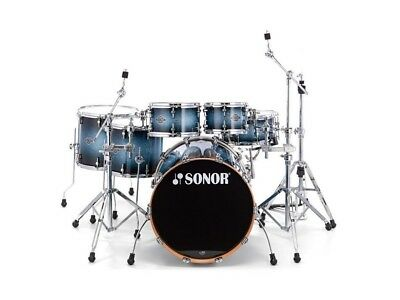 Sonor Select Force Series SEF 11 Stage S Driver NM Blue Galaxy Sparkle