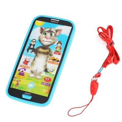 Child Simulator Music Cell Phone Touch Screen Educational Learning Kids Toys USA