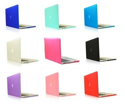 Coque Protection Apple Macbook Pro Retina Air 13 + Protege Clavier Silicone Free