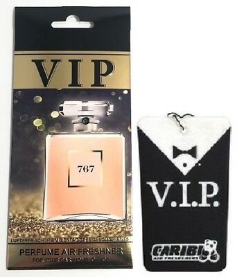 767 Air Freshener Car Caribi VIP Perfume Home Office Chanel - Coco Mademoiselle