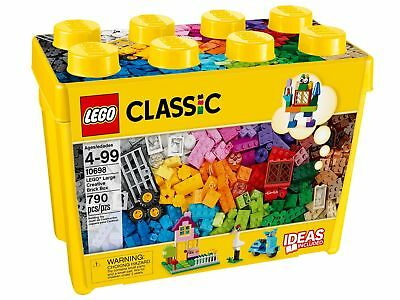 Lego Classic 10698 lego Large Box of Building Blocks New Ovp Misb