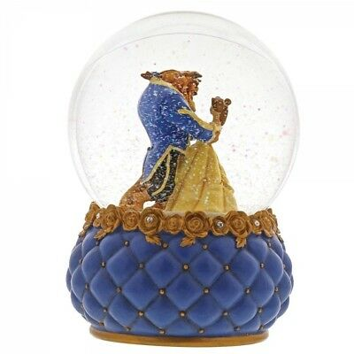 Disney Beauty and the Beast Waterball New Boxed