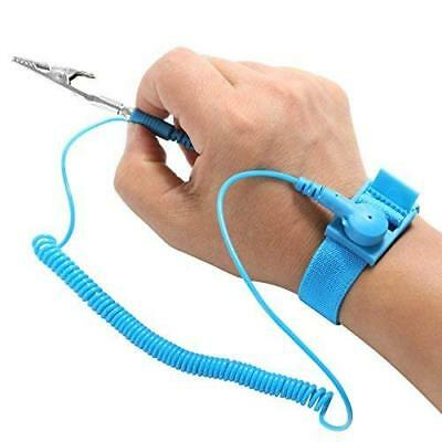 Anti-Static Wristband Wrist Strap ESD Discharge Prevents Build up of Static