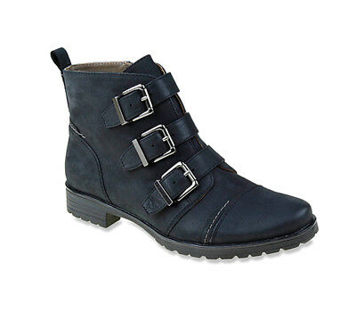 New Earthies Women's Carlow Boot Black 7