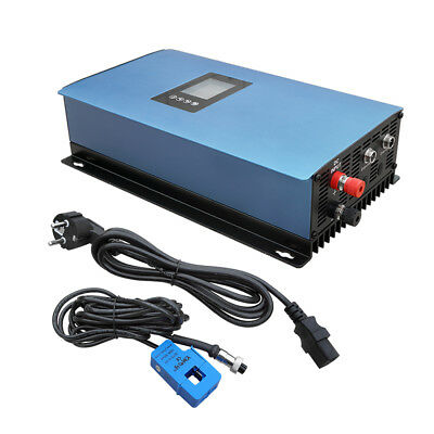 NEW 1000W Grid Tie Power Inverter for AC 110V / 220V Auto Switch Function