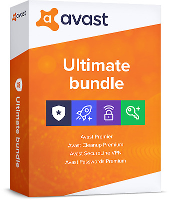 Avast Ultimate: ✅ Ultimate Subcritptions Up Till 2045!