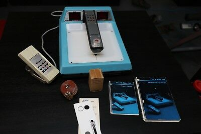 X-Rite Model 310 Color Transmission/Reflction Densitometer w/extras