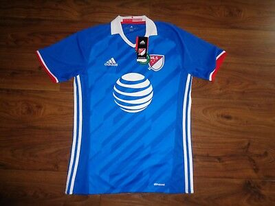 ee1e457c044 NEW ADIDAS MLS All Star Replica Soccer Jersey Adult Small S -  25.99 ...