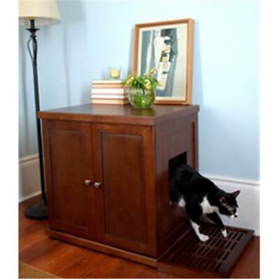RefinedKind Refined Litter Box Large - Espresso