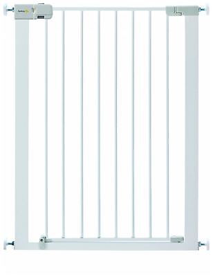 Safety 1St SECURETECH SIMPLY CLOSE EXTRA TALL METAL GATE Safety Stair Gate BN