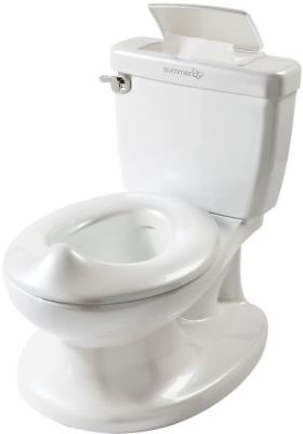 Summer Infant My Size Potty Realistic Toilet Training Toddler/Child  -BN