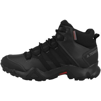 Adidas Terrex AX2R Beta Mid Climawarm Outdoor Hiking Herren Schuhe black S80740