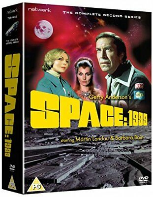 Space: 1999 - The Complete Second Series [DVD] -  CD YKVG The Fast Free Shipping