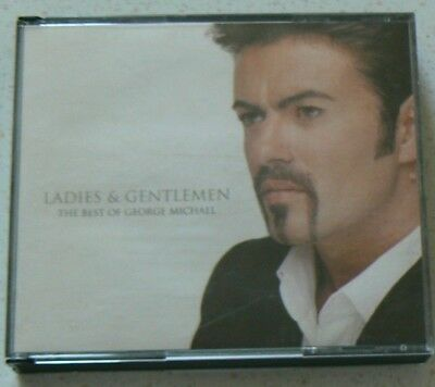 LADIES & GENTLEMEN  THE BEST OF - MICHAEL GEORGE (CD x2)