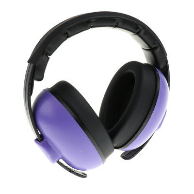 Baby Kids Child Ear Protection Music Festivals Events Noise Defenders Purple