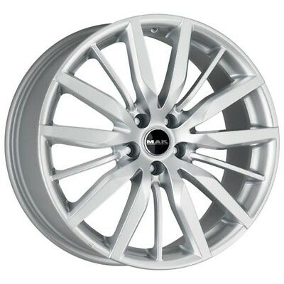 JANTES ROUES MAK BARBURY MERCEDES CLA SHOOTING BRAKE 8x19 5x114,3 SILVER