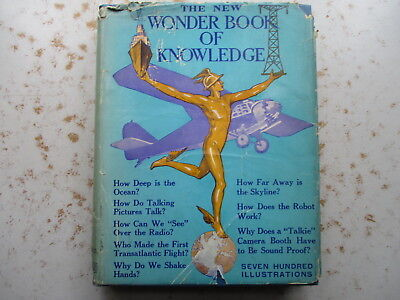 The New Wonder Book of Knowledge