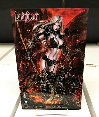 Lady Death: Chaos Rules #1 - Inferno Edition