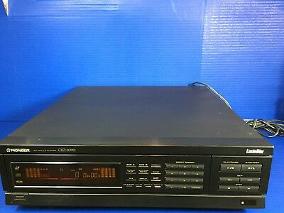 Pioneer CLD-2070  Compact Disc Laserdisc Player - needs repair