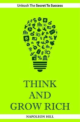THINK AND GROW RICH [9788172345648] - NAPOLEON HILL (Paperback) NEW