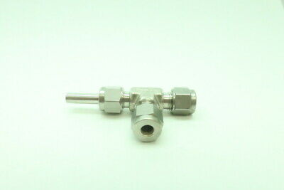 Swagelok Stainless 3-way 1/4in Tube Fitting
