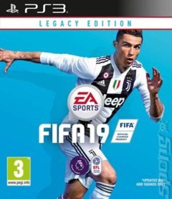 FIFA 19: Legacy Edition (PS3) VideoGames ***NEW***