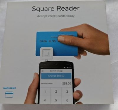 US Square Credit Card Reader for Android and Apple ipad and smart phones