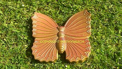 New Design Rubber Latex Mould Mold Moulds To Make A Garden Butterfly Wall Plaque