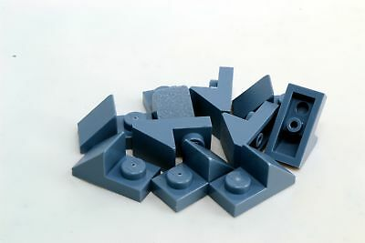 Lego 2x1 SLope with 2//3 Cutout Black Lot of 10 New