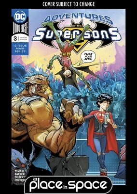 Adventures Of The Super Sons #3 (Wk40)