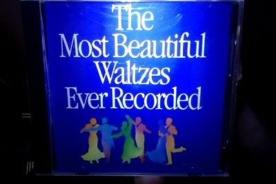 The Most Beautiful Waltzes Ever Recorded / 14 Titles Rca Bmg / Rare Cd / Waltzes