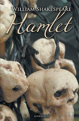 Hamlet by William Shakespeare Paperback Book Free Shipping!