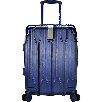 "Traveler's Choice Bell Weather 20"" Expandable Carry-On Hardside Carry-On NEW"