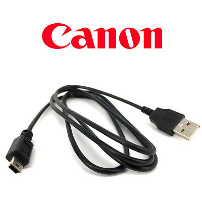 Canon mini USB Data Transfer Cable for all Canon EOS DSLR and Mirrorless Cameras