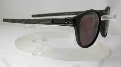 874b8070a46 Oakley Polarized Latch Sunglasses Woodgrain Frame Prizm Daily Polarized New