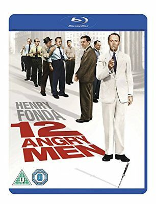 12 Angry Men [Blu-ray] [1957] -  CD DGVG The Fast Free Shipping
