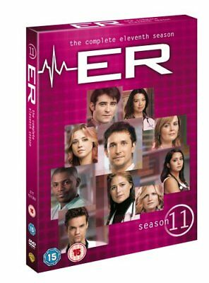 ER: The Complete Eleventh Season [DVD] [2008] -  CD PGLN The Fast Free Shipping