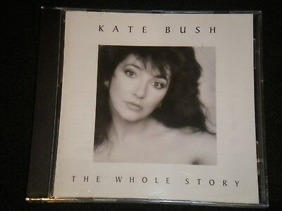 Kate Bush - The Whole Story - CD Album - 1986 - 12 Great Tracks