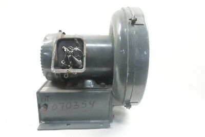 Spencer Turbine VB-007 E-U Vortex Blower 110cfm 0.72kw 230/460v-ac