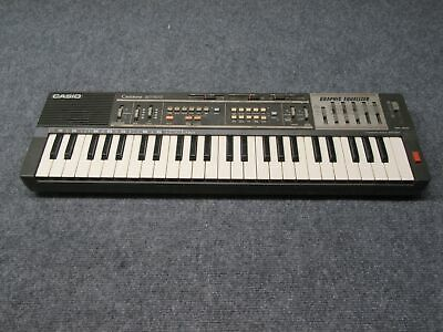 Vintage Casio Casiotone MT-100 Electronic 29 Key Keyboard Piano *Parts Only*