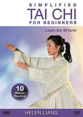 Simplified Tai Chi For Beginners: Learn The 48 Form New Dvd