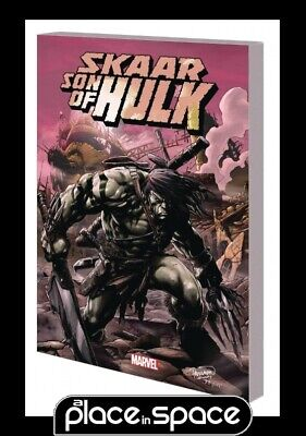 Skaar Son Of Hulk Complete Collection - Softcover