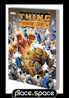Marvel Two-In-One Vol 01 Fate Of The Four - Softcover